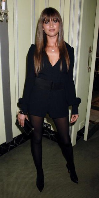 Charley webb stockings