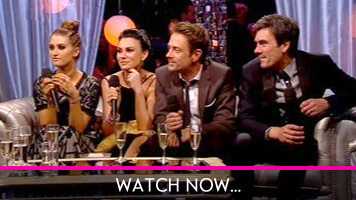 British Soap Awards Interview